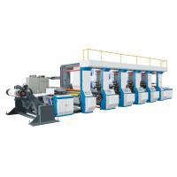 Buy cheap High Speed Paper Flexo Printing Machine HRYB Wide Type For Paper Board from wholesalers