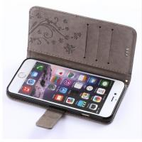 Buy cheap Luxury Retro Flip Case For Apple IPhone 7/ IPhone7 Fundas PU Leather + Soft Silicon Wallet Cover For IPhone 7 Case phone from wholesalers