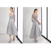 Buy cheap Formal Classy Mother Of The Bride Dresses With Jackets Summer Color Optional from wholesalers