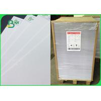 Buy cheap Single Coated Ivory Board Paper / Ivory Printing Paper C1S SBS Paperboard from wholesalers