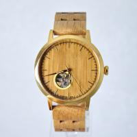 Buy cheap stell and wooden mechanical watches with Japan mechanical movement, 5ATM ,OEM/ODM are welcome,MOQ:100pcs from wholesalers