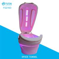 Buy cheap Space capsule Infrared dry sauna with ozone steam sauna FQ216D from wholesalers