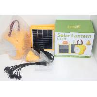 Buy cheap Hand Held Solar Powered Lights Universal Long Extend Cables Convenient Operation from wholesalers
