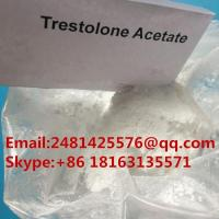 Buy cheap CAS 6157-87-5 Raw Steroid Powders Prohormone Trestolone Acetate For Bodybuilding from wholesalers