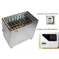 Buy cheap 400V 3 Phase Stainless Steel Electric Sauna Heater 21.0kw , Freestanding product
