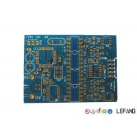 Buy cheap Blue Ink Medical Device PCB , General Pcb Board For Electronics Medical Displayer product