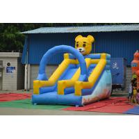 Buy cheap Kindergarten Family Yard Inflatable Sports Games , Bear Shape from wholesalers