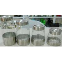 Buy cheap Glass Canister / Jar / Bottle (EW1128-1) from wholesalers