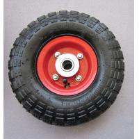 Buy cheap rubber wheel 3.50-4 rubber wheel 410/3.50-4 air wheel 3.50-4 from wholesalers