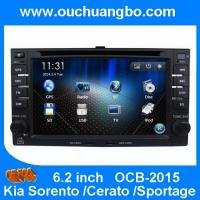 Buy cheap Ouchuangbo Car DVD Radio Multimedia for Kia Sorento Cerato Sportage USB SD Israel map from wholesalers