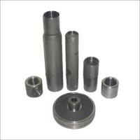Buy cheap Carbon Steel CNC Turned Parts , Powder Coating Auto Machined Metal Parts from wholesalers