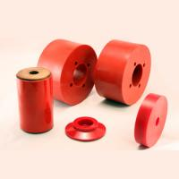 Buy cheap High quality competititve Non-standard casting polyurethane part for car from wholesalers