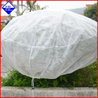 Buy cheap Spunbonded Non Woven Weed Control Fabric Mat For Plant Freeze / Frost Protection from wholesalers