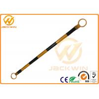 Buy cheap Plastic Expandable Retractable Traffic Cone Bar Road Construction Safety Cones from wholesalers