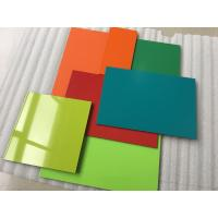 Buy cheap Weatherpoof Aluminium Composite Sheet / Aluminium Wall Sheets Easy To Maintain from wholesalers