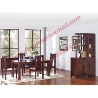 Buy cheap Rectangular Table made by Solid Wooden in Dining Room Set product