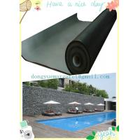 Buy cheap Bentonite clay mat-GCLwith geomembrane for swimming pool product