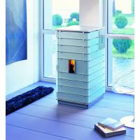 Buy cheap 16KW Cast Iron Pellet Stove for home from wholesalers