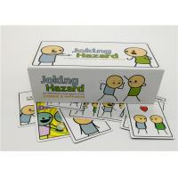Buy cheap Portable Fun Party Card Game Joking Hazard For Intellectual Development product