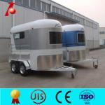 Buy cheap Australian standard horse box trailer sale,2 horse horse float,horse carriage trailer from wholesalers