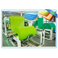 Buy cheap Full Range Colors Eco-friendly  Polypropylene Spunbond Non Woven Fabric for Different Usages from wholesalers