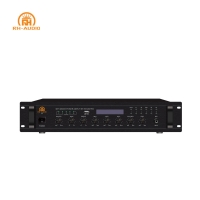 Buy cheap RH-AUDIO 2U Height Mixing Amplifier with BT USB FM for Passive Ceiling Speaker from wholesalers