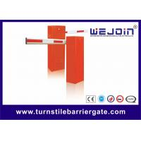 Buy cheap car parking barrier for parking system and toll station Controlled By Remote Controller from Wholesalers