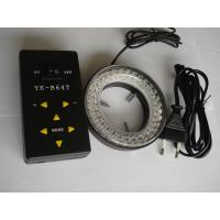Buy cheap YK-B64T  LED Ring Lamp microscope spare parts led ring light 4 segment controll four zone from wholesalers