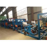 Buy cheap EPS Roof / Wall Panel Sandwich Panel Production Line 33m Length Fully Automatic from wholesalers