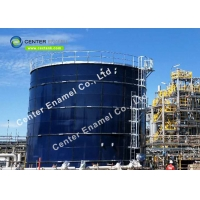 Buy cheap Glossy Anaerobic Digester Tank For Wastewater Treatment Plant from wholesalers
