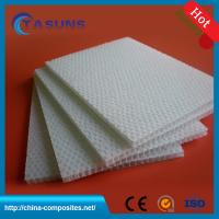 Buy cheap polypropylene honeycomb core panels, polypropylene honeycomb sandwich panels, Polypropylene sheets, from wholesalers