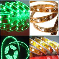 Buy cheap VERY HOT!!DC12V SMD3528/5050 60leds/M Waterproof Flexible Led Strip(CE&ROHS) from wholesalers