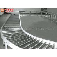 Buy cheap Simple Operation Roller Conveyor System , Conveyor Roller Assembly Machine For Warehouse from wholesalers