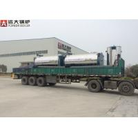 Buy cheap 2800 Kw Waste Oil Fired Thermal Oil Heater Boiler High Efficiency Fit Rubber Factory from wholesalers