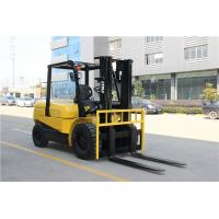 forklift machine 4.5 ton forklift truck with Mitsubishi engine and side shift