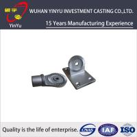 Buy cheap Customized Carbon Steel Investment Casting Services Precision Machined Parts from wholesalers