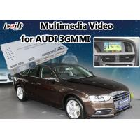 Buy cheap Audi Multimdedia Interface for A4L / A5/ Q5 support Rearview Camera with Parking Guideline product
