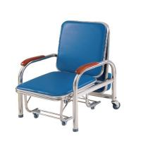 Buy cheap Stainless Steel Bedside Medical Infusion Chairs Attendant Accompany Folding OEM product