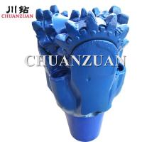 Buy cheap 8 1/2 Inch Steel Tooth Tricone Bit / IADC 127 Mill Tooth Tricone Bit from wholesalers