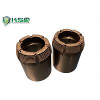 Buy cheap High Efficiency Core Diamond Drill Customized Size Higher Penetration Rates from wholesalers