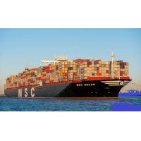 Buy cheap Reliable LCL Sea Freight , International Freight Shipping Rates Shanghai - New York Miami from wholesalers