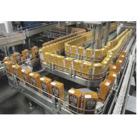 Buy cheap 6000 L/H Orange Fruit Juice Processing Equipment With Fresh Fruits Treatments from wholesalers