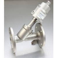 Buy cheap 2 / 2 Way Angle Seat Valve PV 400 Series With Flange Ends Connection DN15 ~ 100 from wholesalers