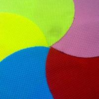 Buy cheap 100% Polyester Semi-dull Knitted Waffle Fabric from wholesalers