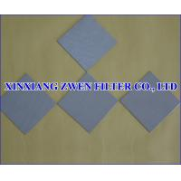 Buy cheap Metal Porous Filter Plate from wholesalers
