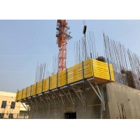 Buy cheap LNG Tower Galvanized Jump Form System With Crane Lifted from wholesalers