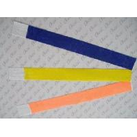 Buy cheap Tyvek Wristband from wholesalers