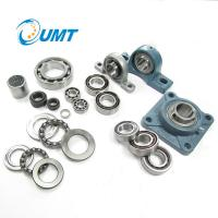 Buy cheap FYH C4 C5 Chrome / Stainless Steel Ball Bearings Insert Bearing 59-63HRC from wholesalers