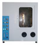 Buy cheap Horizontal / Vertical Burning Test Chamber Spray Tank , 180×560mm Specimen Holder from wholesalers