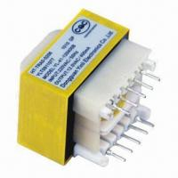 Buy cheap Class B Pin Transformer, CE Mark, 50Hz Frequency from wholesalers
